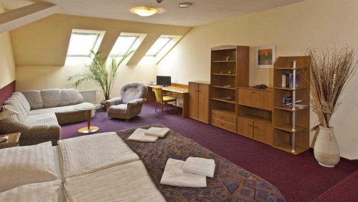 hotelový apartmán 2