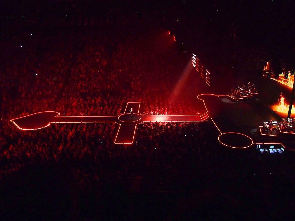 Madonna – Rebel hearth Tour